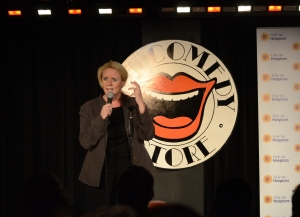 Julia Streets performing at the Comedy Store.jpg