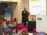 2015 WEConnect International Europe conference- Julia Streets