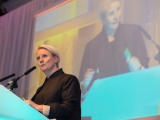 Julia Streets - the host of the 2017 Women in Banking and Finance Awards